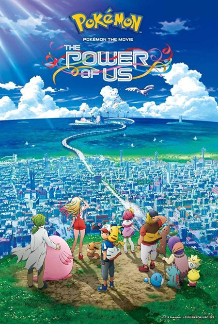 Pokemon The Movie The Power of Us (2018) 720p HDTV x264  W4Frarbg