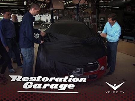 Restoration Garage S04E02 720p WEB H264-EDHD