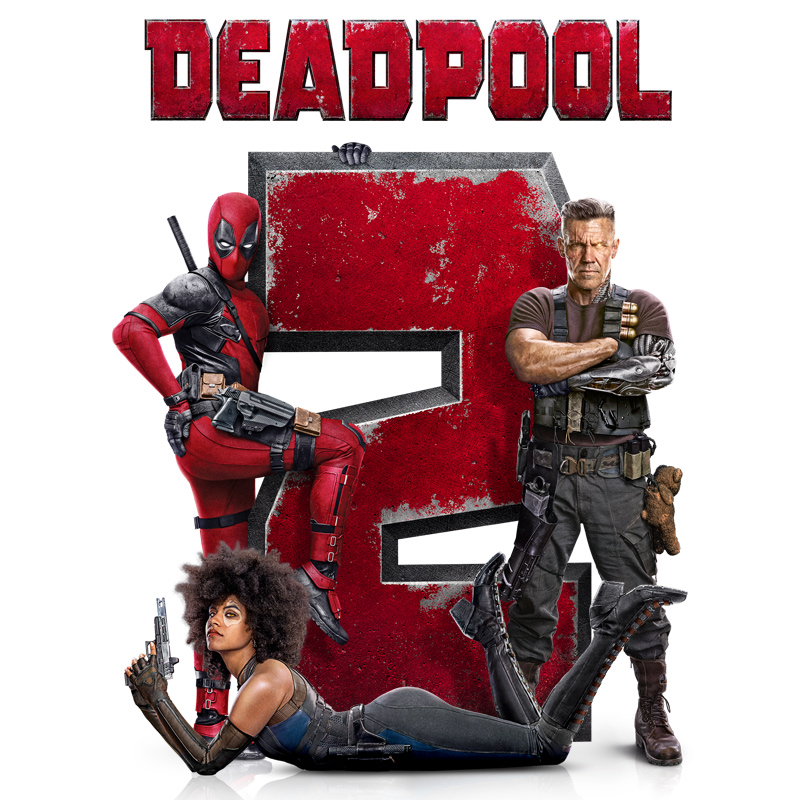 Deadpool 2 2018 UNRATED 720p BluRay x264-x0r