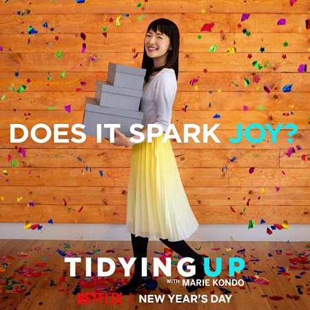 Tidying Up with Marie Kondo S01E01 480p x264-mSD