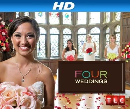 Four Weddings S11E03 and Some Sweating for the Wedding WEBRip x264-CAFFEiNE