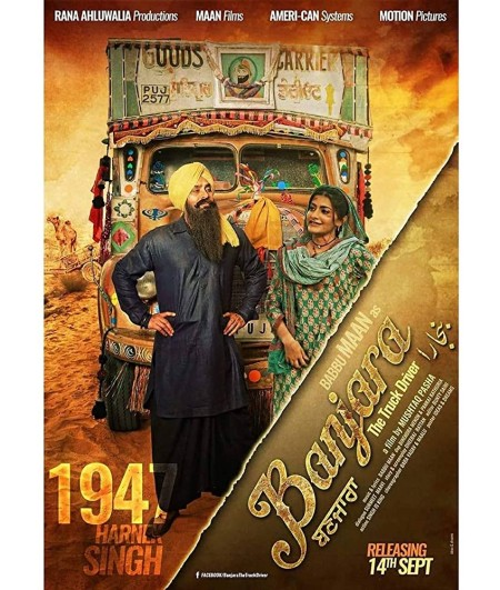 Banjara The Truck Driver (2018) Punjabi 720p HDRip x264 AAC 5.1 ESubs -UnknownStAr