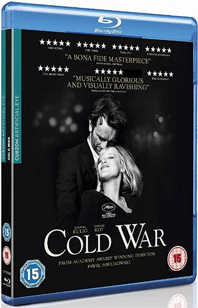 Cold War (2018) 720p BluRay x264-DEPTHrarbg