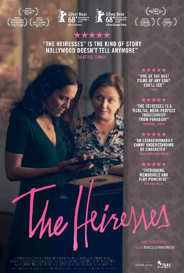 The Heiresses 2018 LiMiTED DVDRip x264-CADAVER[EtMovies]