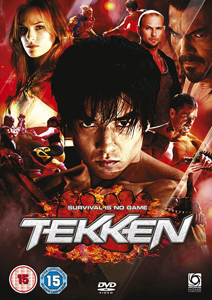 Tekken 2010 BRRip XviD MP3-XVID