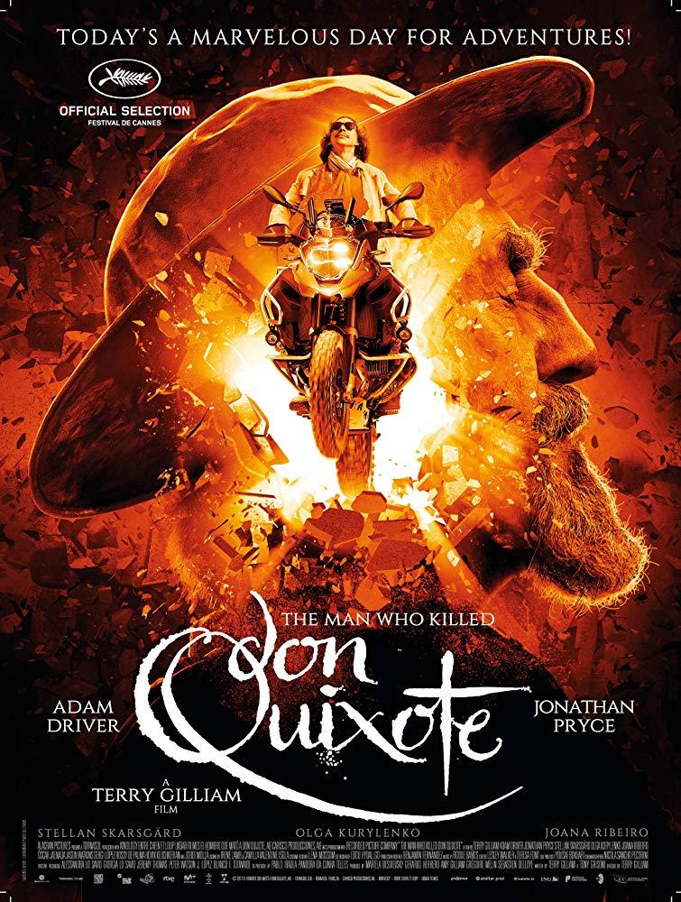 The Man Who Killed Don Quixote 2019 BDRip XviD AC3-EVO[TGx]