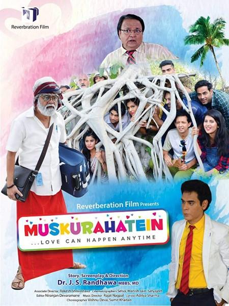Muskurahatein (2017) Hindi 720p HDTVRip x264 AAC -UnknownStAr Telly