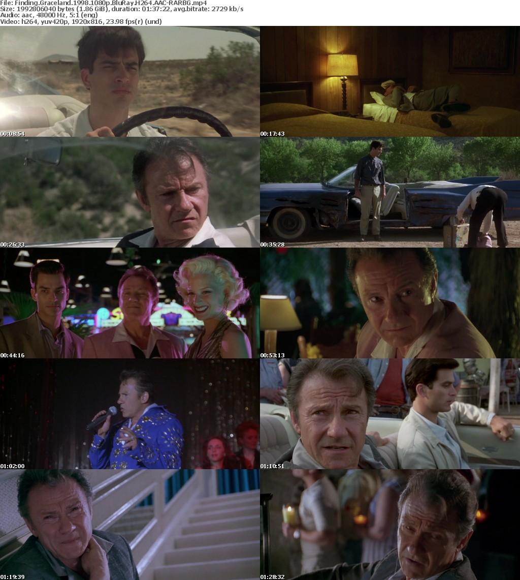 Finding Graceland (1998) 1080p BluRay H264 AAC-RARBG