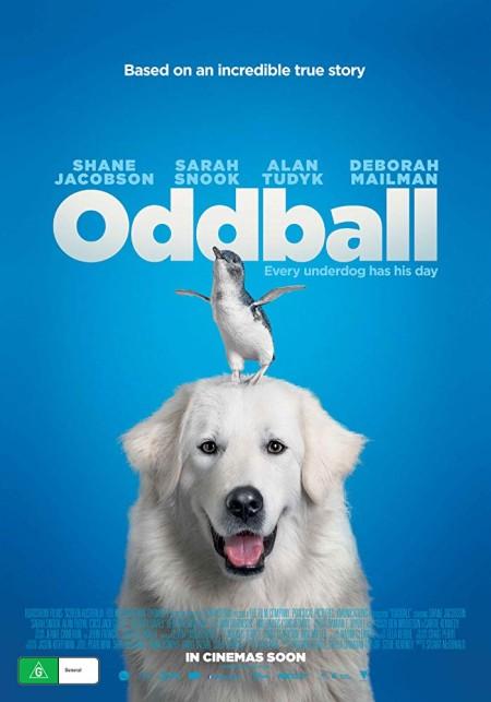 Oddball 2015 1080p BluRay H264 AAC-RARBG