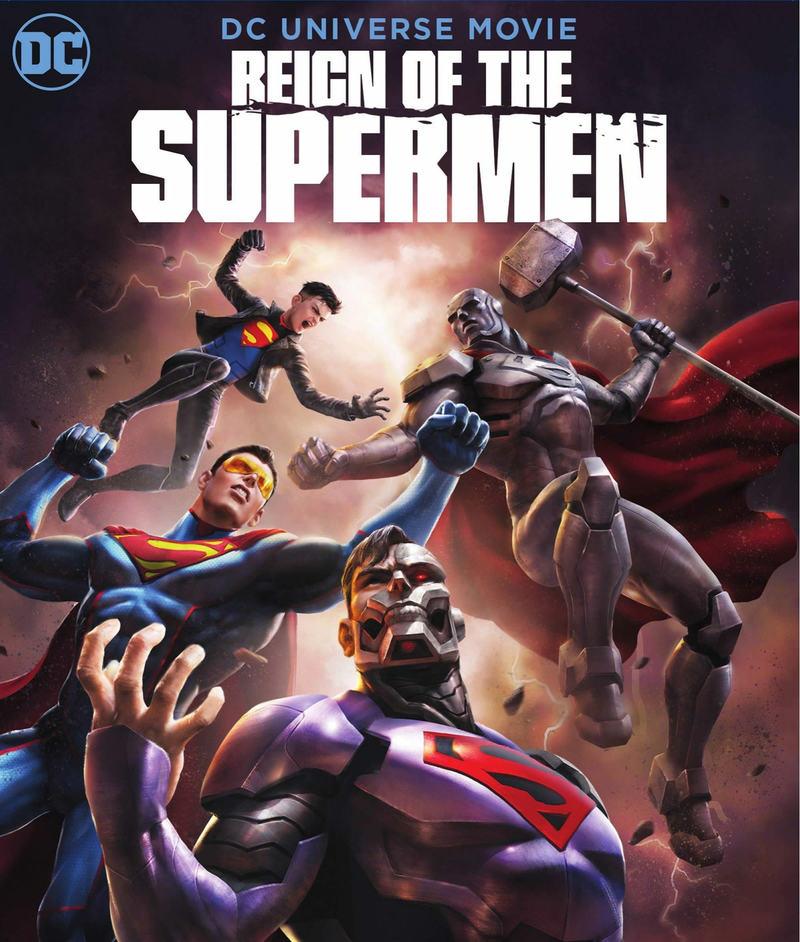 Reign of the Supermen 2019 HDRip AC3 X264-CMRG[EtMovies]