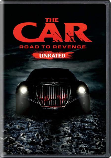 The Car Road To Revenge (2019) HDRip AC3 X264-CMRG