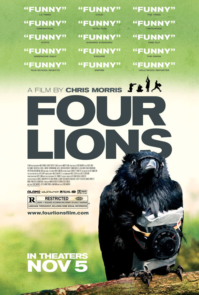 Four Lions 2010 1080p BluRay H264 AAC