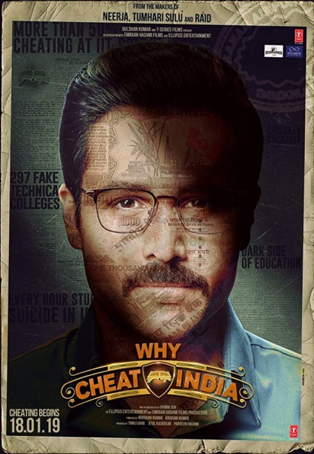 Why Cheat India (2019) Hindi 720p NEW Pre-CAMRip x264 AAC -UnknownStAr