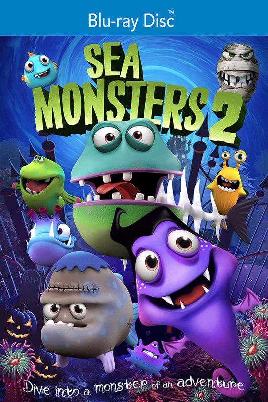 Sea Monsters 2 2019 HDRip XviD AC3-EVO