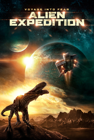 Alien Expedition (2018) BDRip AC3 X264-CMRG