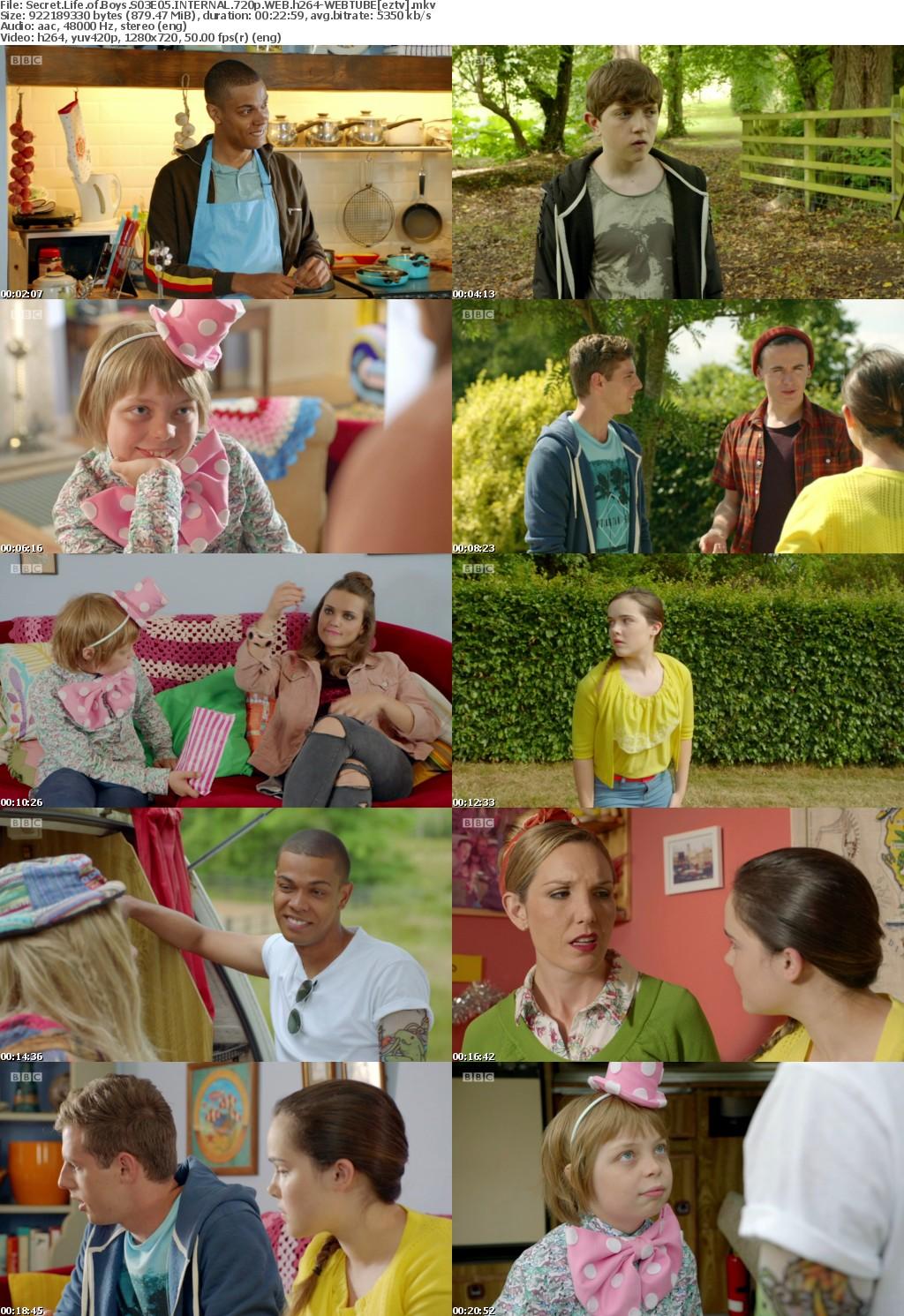 Secret Life of Boys S03E05 INTERNAL 720p WEB h264-WEBTUBE