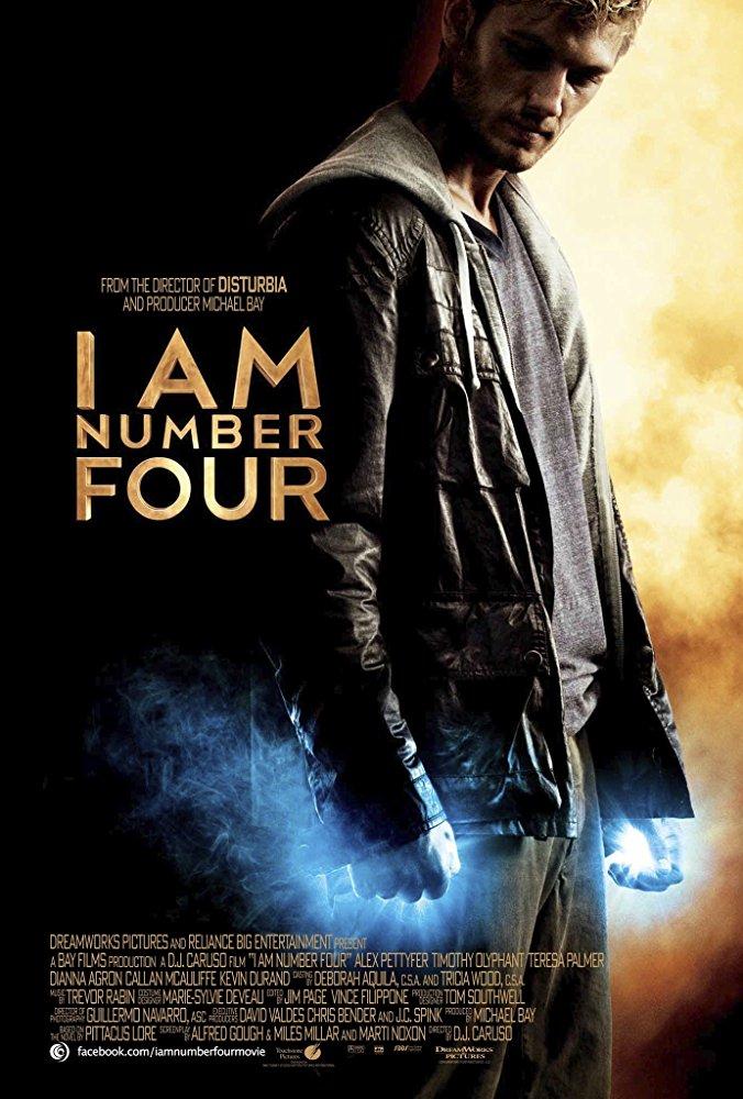 I Am Number Four 2011 720p BRRip x264-x0r