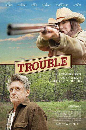 Trouble (2017) BRRip XViD  ETRG