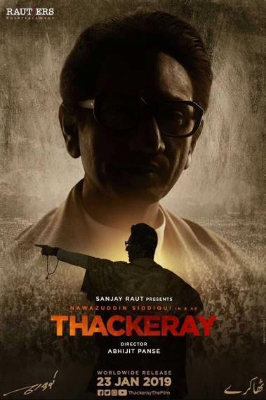 Thackeray (2019) Hindi Pre-CAMRip x264-DLW
