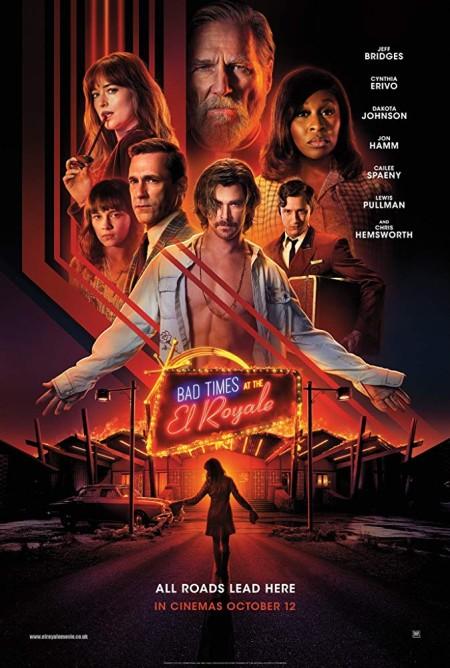 Bad Times At The El Royale 2018 720p BluRay x264 Dual Audio Hindi DD 5 1 - English 2 0 ESub MW