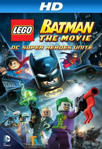 LEGO Batman The Movie DC Superheroes Unite 2013 720p BluRay H264 AAC-RARBG