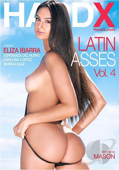 Latin Asses 4 XXX DVDRip x264-CiCXXX