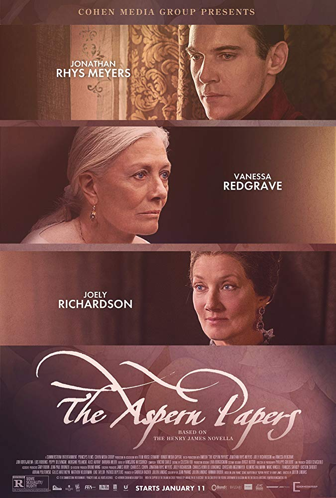 The Aspern Papers 2018 1080p AMZN WEBRip DDP5 1 x264-TOMMY