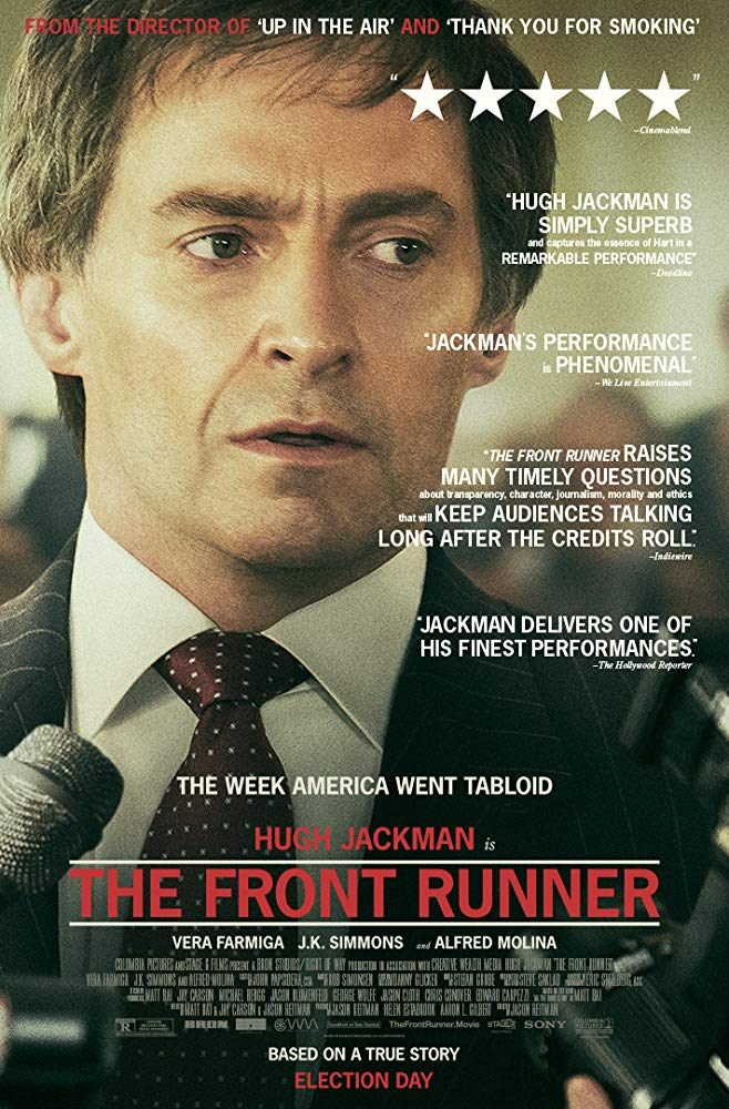The Front Runner 2018 720p BRRip 1GB - MkvCage