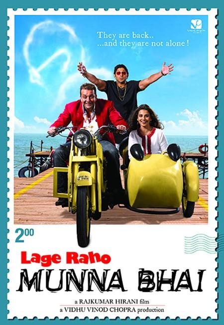 Lage Raho Munna Bhai (2006) Hindi 720p BluRay x264 DD 5 1 ESubs-Sun George  ...