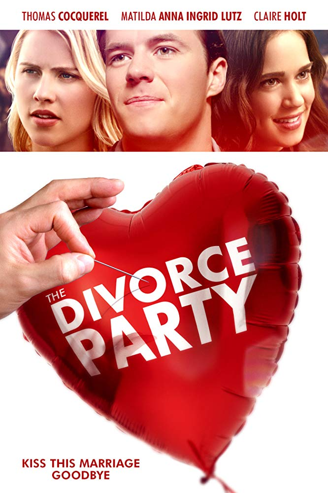 The Divorce Party 2019 720p HDRip 900MB x264