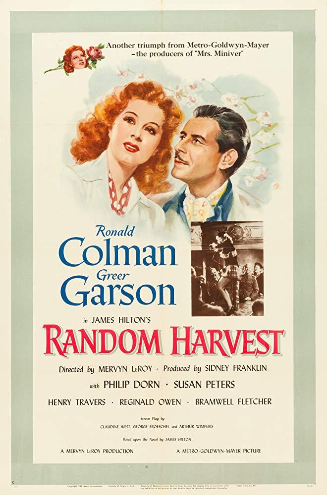 Random Harvest 1942 DVDRip XViD
