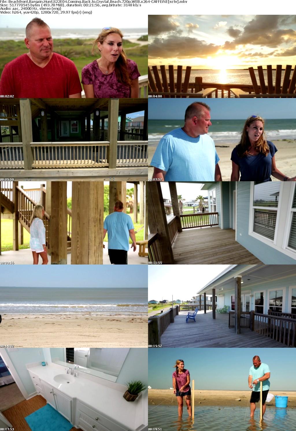 Beachfront Bargain Hunt S22E04 Coming Back to Crystal Beach 720p WEB x264-CAFFEiNE