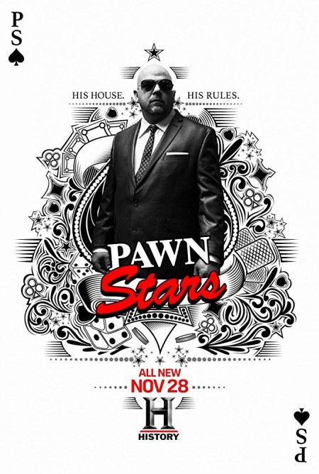 Pawn Stars S11E30 Pawn Creature iNTERNAL HDTV x264-W4F