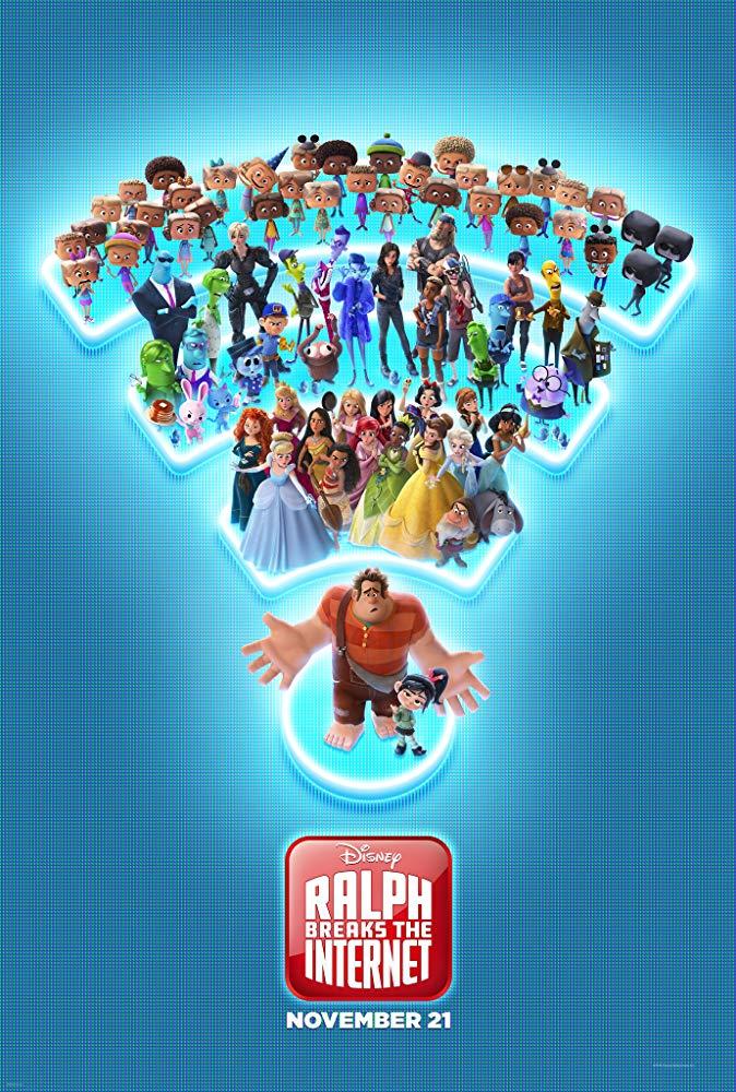 Ralph Breaks the Internet 2018 1080p WEBRip x264 DD+ 5 1 - NextBit