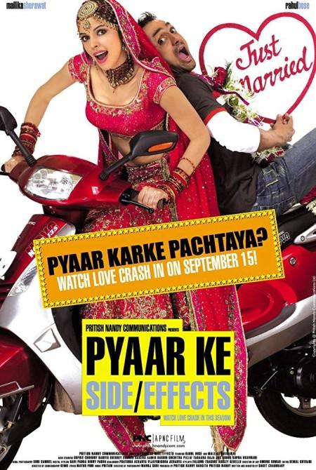 Pyaar Ke Side Effect (2006) Hindi 720p Bluray x264 AC3 DD 5 1 ESubs-Sun George (Requested)