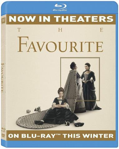 The Favourite (2018) 720p BluRay x264 Dual Audio Hindi DD 5.1    English 2.0 ESub MW