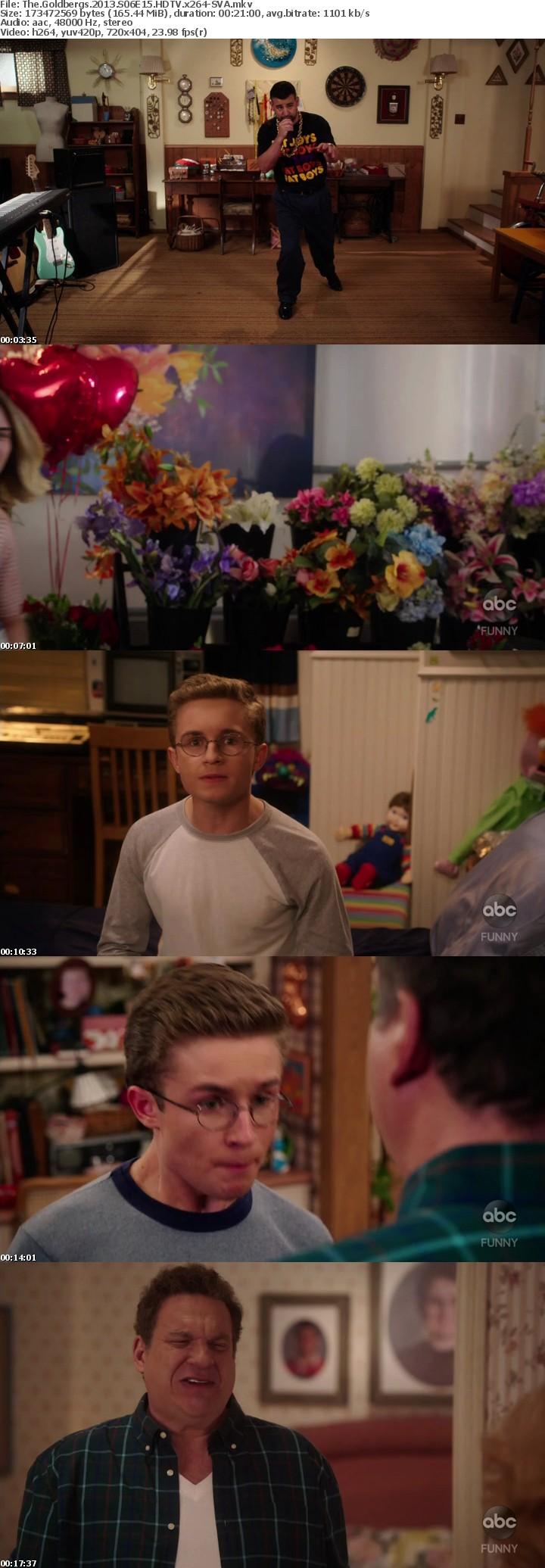The Goldbergs 2013 S06E15 HDTV x264-SVA