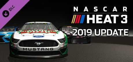 NASCAR Heat 3 2019 Season - CODEX