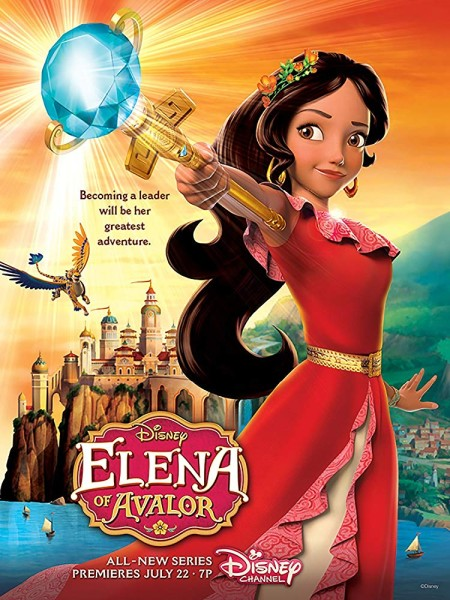 Elena of Avalor S02E21 480p x264-mSD