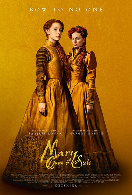 Mary Queen of Scots 2018 1080p BluRay AC3 5 1 x264 MW