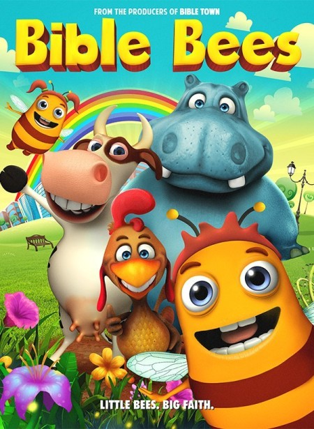 Bible Bees (2019) 1080p AMZN WEB  DL DDP2.0 H264  CMRG