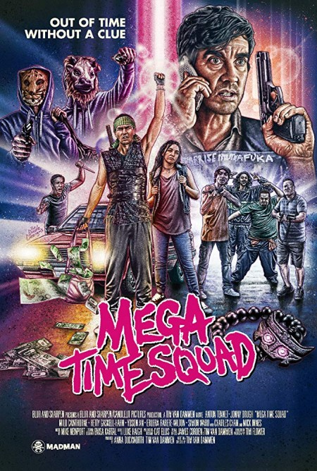 Mega Time Squad (2018) HDRip AC3 X264-CMRG