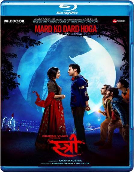 Stree (2018) Hindi 720p WEBRip x264 AAC-LOKiHD
