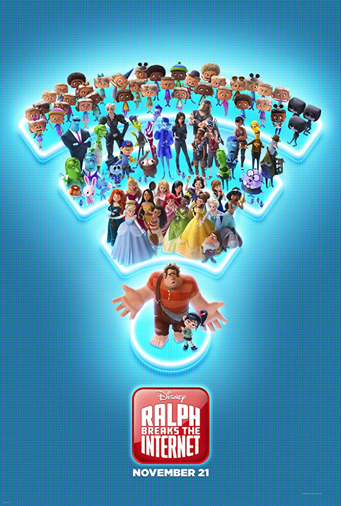 Ralph Breaks the Internet 2018 x 1600 (2160p) HDR 5 1 x265 10bit Phun Psyz