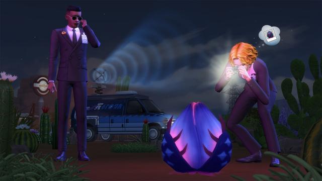 The Sims 4 StrangerVille - CODEX