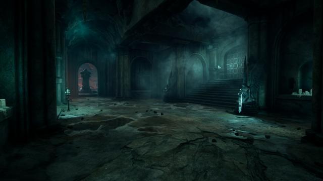 Darksiders III The Crucible - CODEX