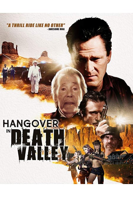 Hangover In Death Valley 2018 HDRip AC3 X264-CMRG