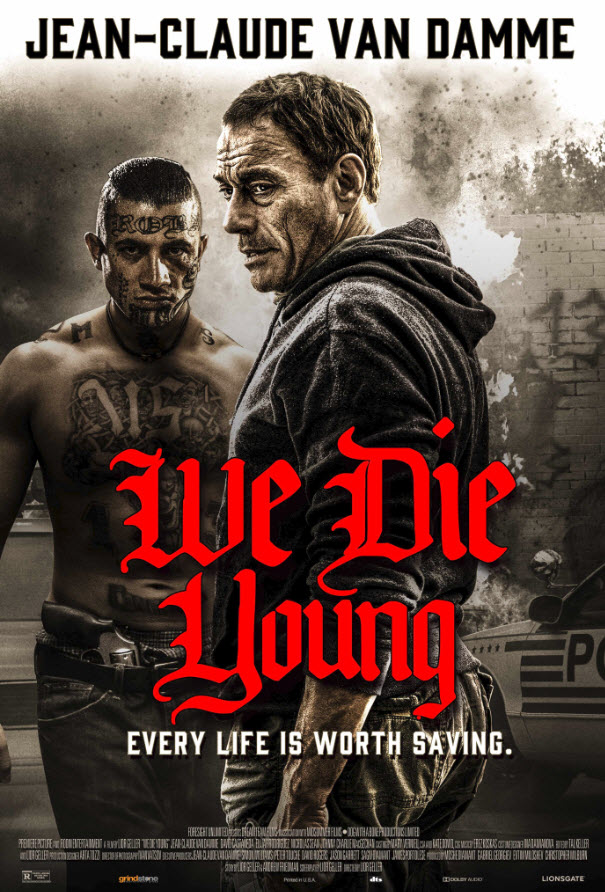 We Die Young 2019 HDRip x264 AC3-Manning