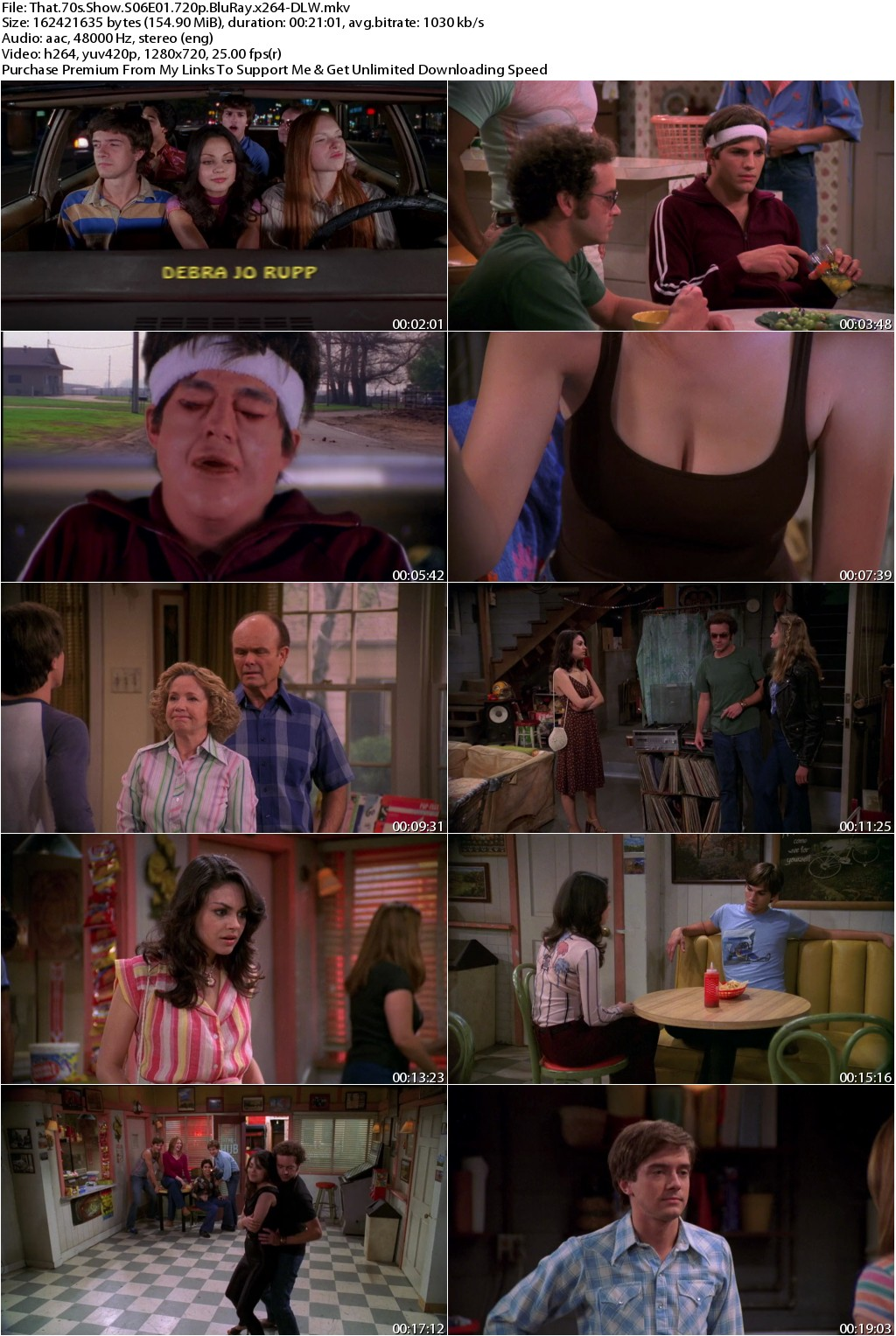 That 70s Show Season 06 Complete 720p BluRay x264-DLW