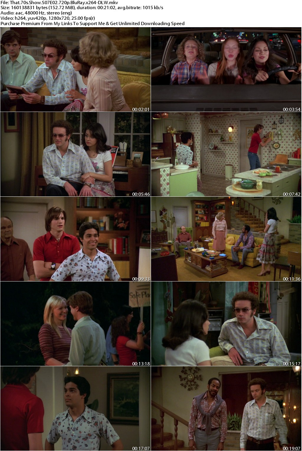 That 70s Show Season 07 Complete 720p BluRay x264-DLW
